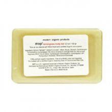 MOP Organic Lemongrass Body Bar 5.3 oz