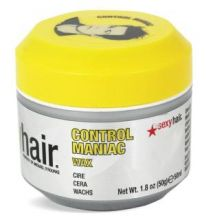 SHORT SEXY CONTROL MANIAC WAX 1.8oz